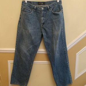 IZOD 100% Cotton Jeans 36x30
